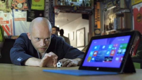 Beweges Film Microsoft Surface TV Ad