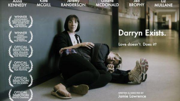 Beweges DP award winning short film Darryn Exists