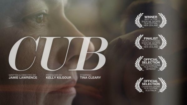 Beweges DP award winning short film Cub