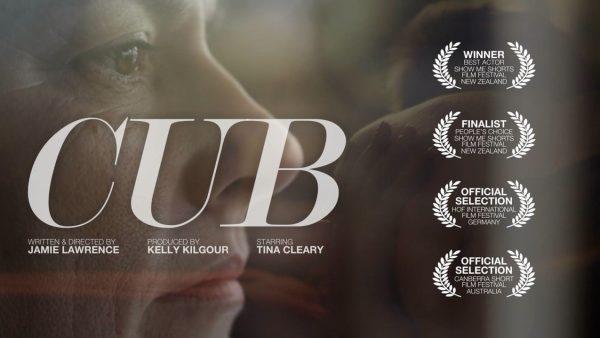 Beweges DP award winning short film Cub