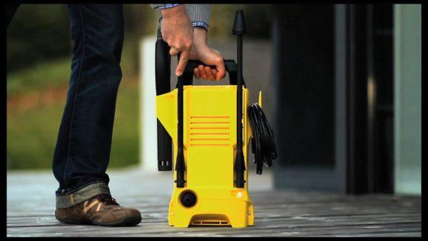 Beweges Film Kaercher High Pressure water cleaner video