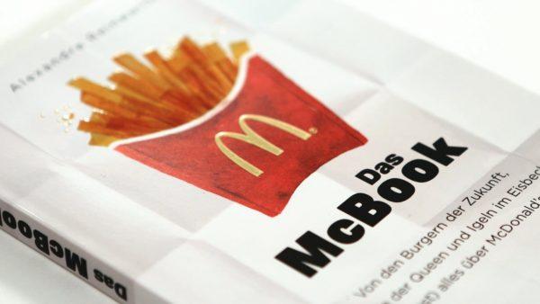 Beweges McDonald's McBook launch video