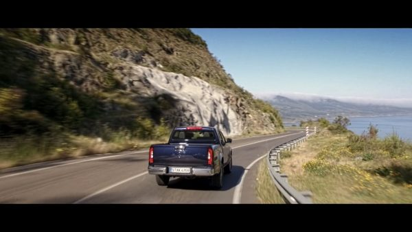 Beweges Drone Crew for Mercedes Benz X class global launch footage