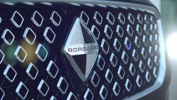 Beweges Borgward BX7 Launch marketing video content