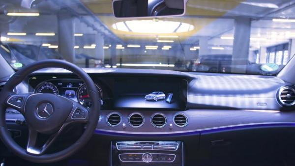 Daimler Siemens Automatic Parking